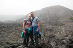 Kraterwanderung, Big Island