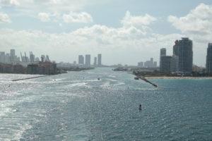 Ausfahrt Miami