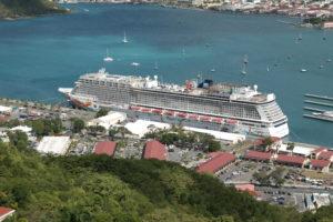 Norwegian Getaway, St. Thomas