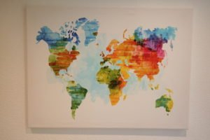 Weltkarten
