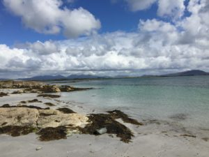 Strand bei Connemara