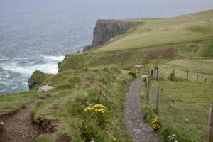 Cliffs Coastal Walk