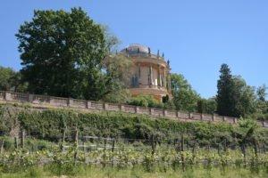 Belvedere auf dem Klausberg