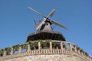Windmühle am Schloss Sanssouci