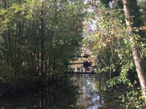 Lübben im Spreewald