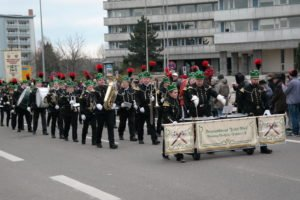 Bergparade Chemnitz