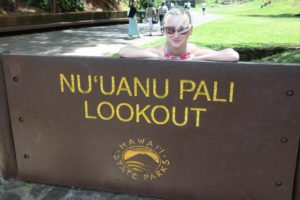 Aussichtspunkt Oahu