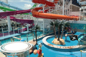 Norwegian Getaway Pools