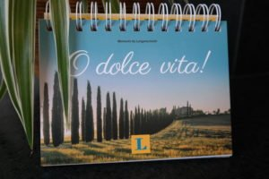 Moments by Langenscheidt ,,O dolce vita!''