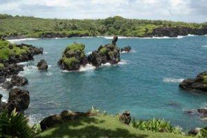 Wainapanapa State Park Maui