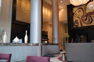 Lobby Fairfield Inn