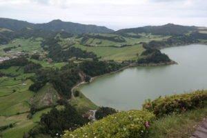 Lago Furnas, Azoren
