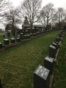 Titanic Friedhof
