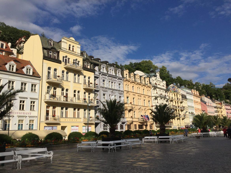Karlsbader Altstadt