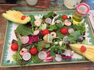 Avocado Salat Vintasty