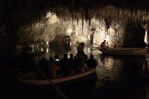 Bootsfahrt Drachenhöhlen Porto Cristo