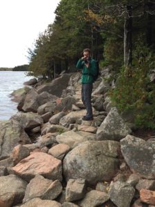 Wandern Acadia Nationalpark