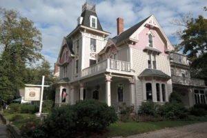 Haus im Neuenglandstil